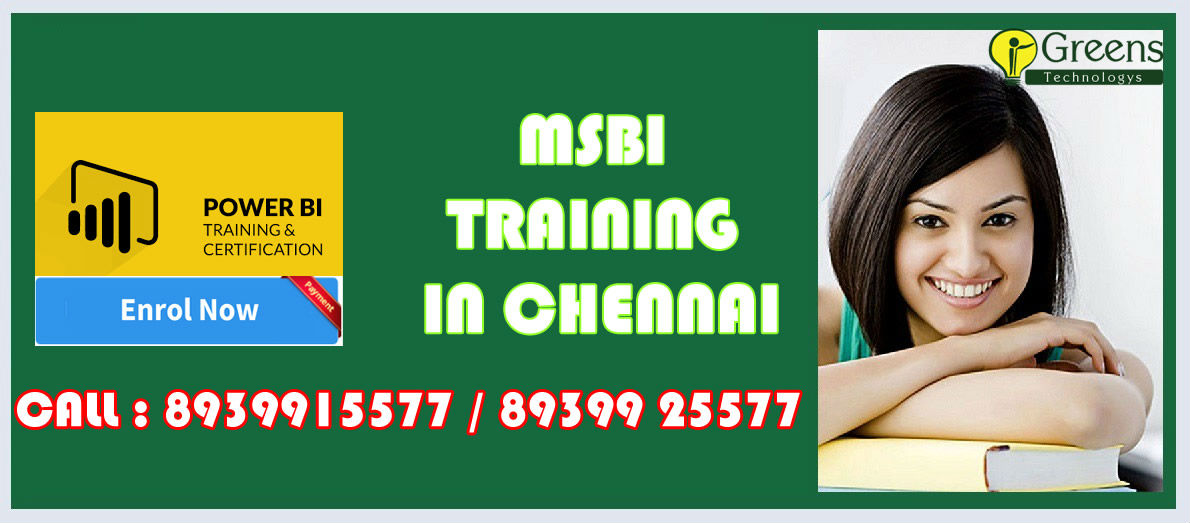 PowerBI Fee in chennai