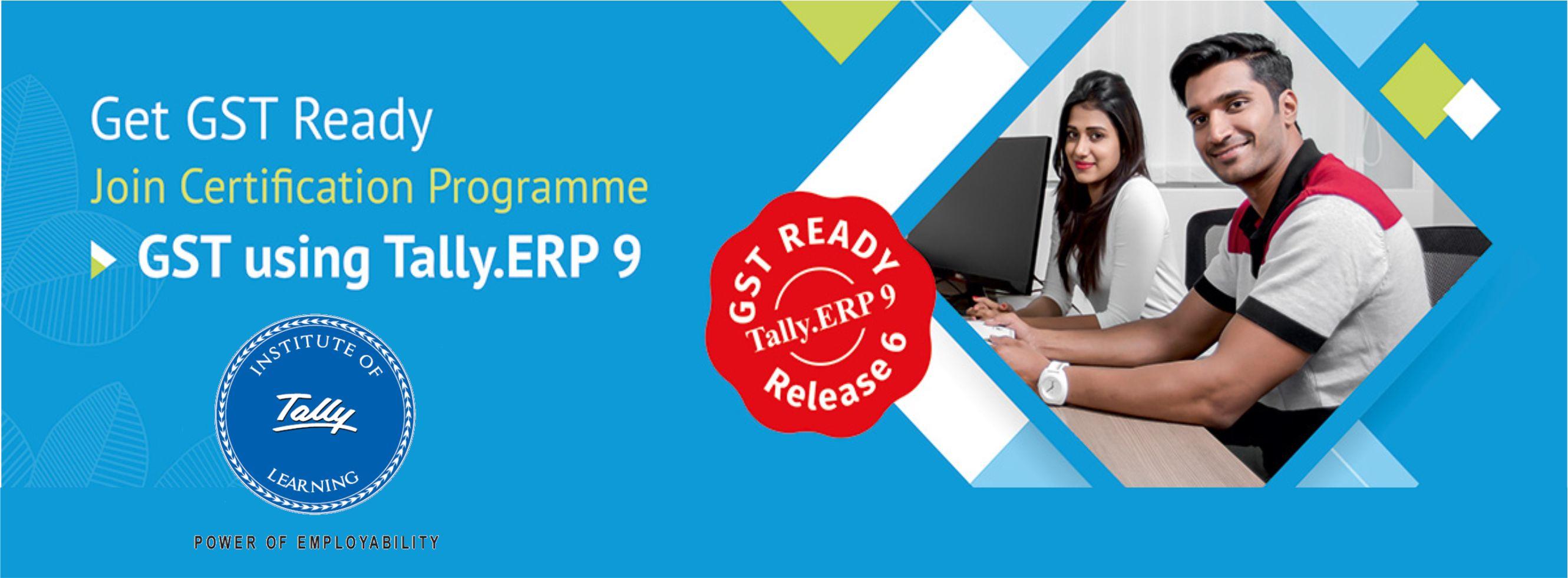 Tally Training In Chennai | Tally Course in Chennai | ERP 9